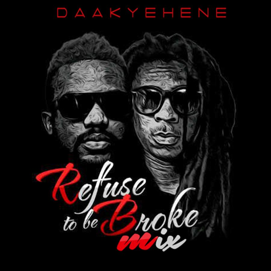 Daakyehene – @R2bees Mix (Hosted by MusicArenaGh )