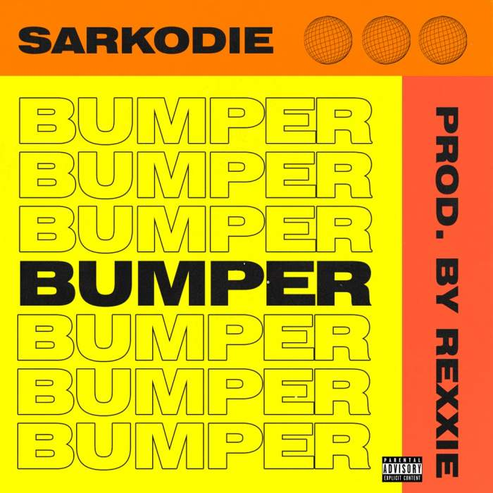 Sarkodie - Bumper (Official Lyrics)