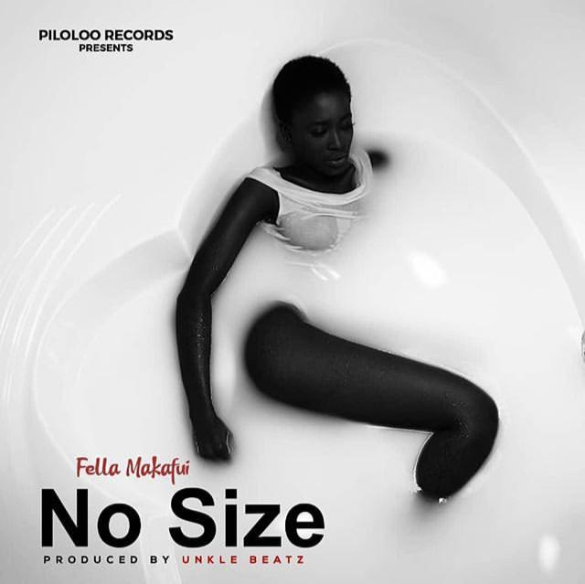 Fella Makafui, fella, Makafui, no size, fella Makafui no size, Medikal no size, pilolo, pilolo records, over, fella second single, new music, new music, musicarenagh, music arena gh