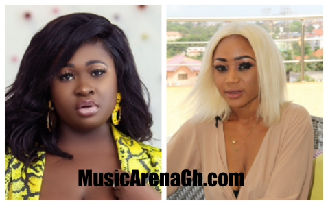 Sista Afia Finally Breaks Her Silence After Akuapem Poloo's Allegations Against Her