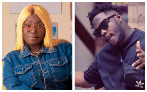 Eno Barony Finally Replies Medikal - Find Out What She Said
