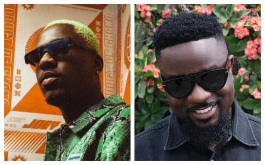 Joey B Hints On A Possible Joint Album/EP With Sarkodie