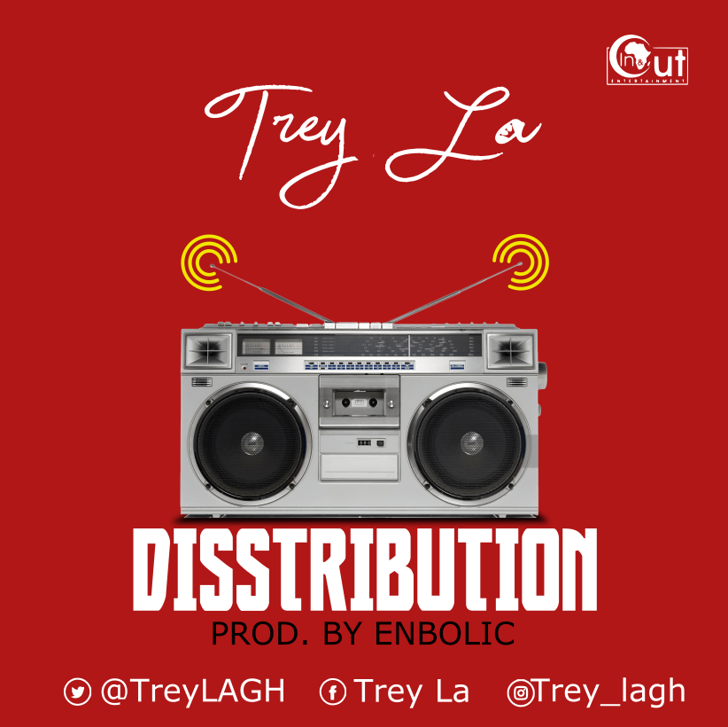Trey LA - Disstribution (Prod. by Enbolic)