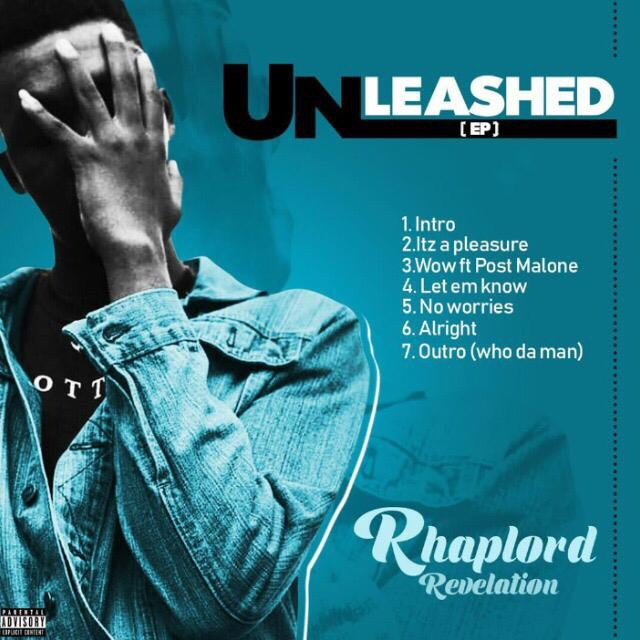 Rhaplord Revelation - UNLEASHED EP