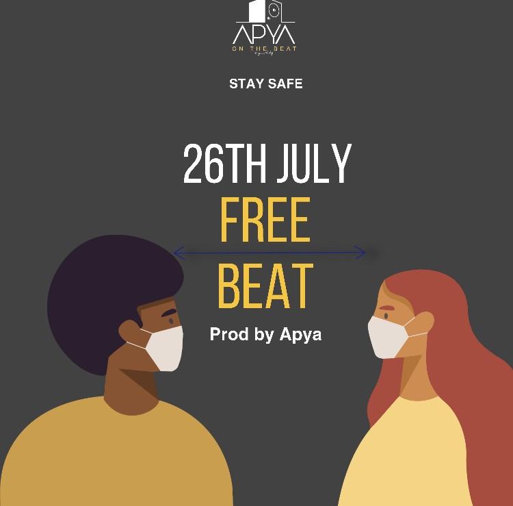 26th July ( Free Instrumental ) Prod By Apya