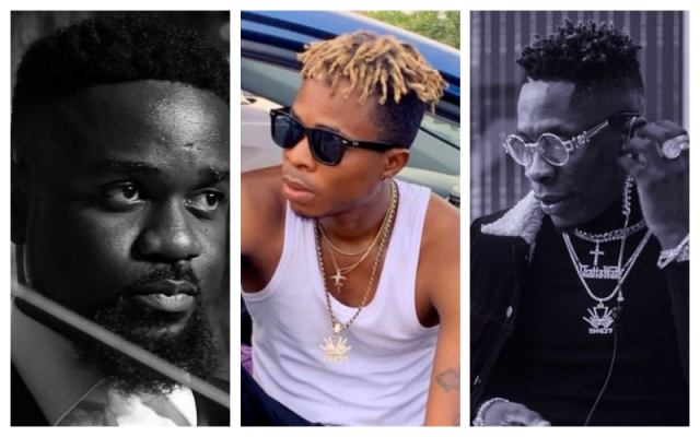 Photos: Social Media Users Descend On Natty Lee For Saying Shatta Wale Is More Experienced Than Sarkodie
