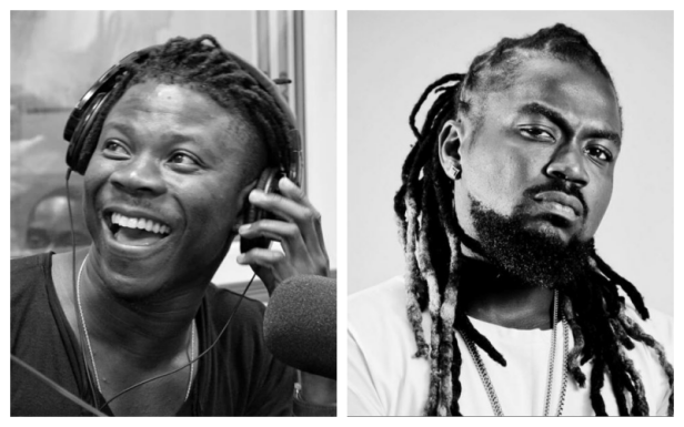 Audio: Stonebwoy Finally Reacts To Samini's Assertions That He Doesn't Defend Him