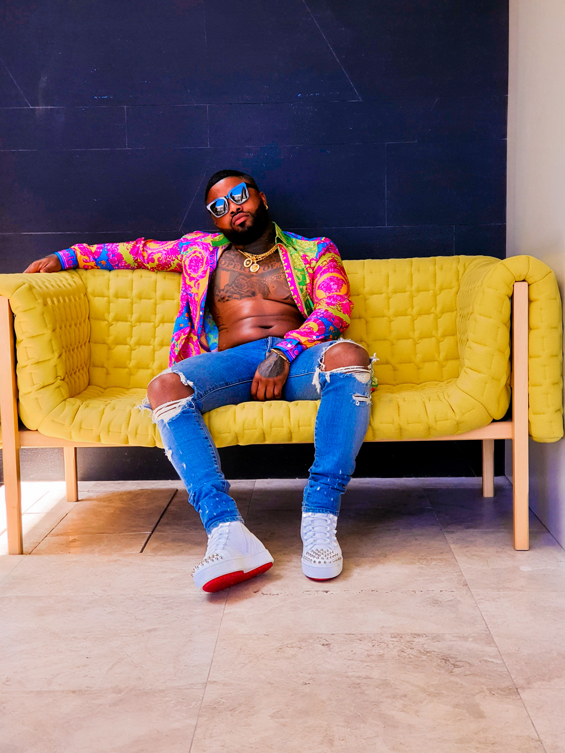 Jhehlah Talks About His New Single 'Short Skirt', Inspirations, Looks And More