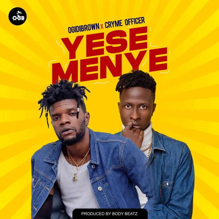 Ogidi Brown x Cryme Officer Slams Critics And Naysayers In New Video For 'Yese Menye'