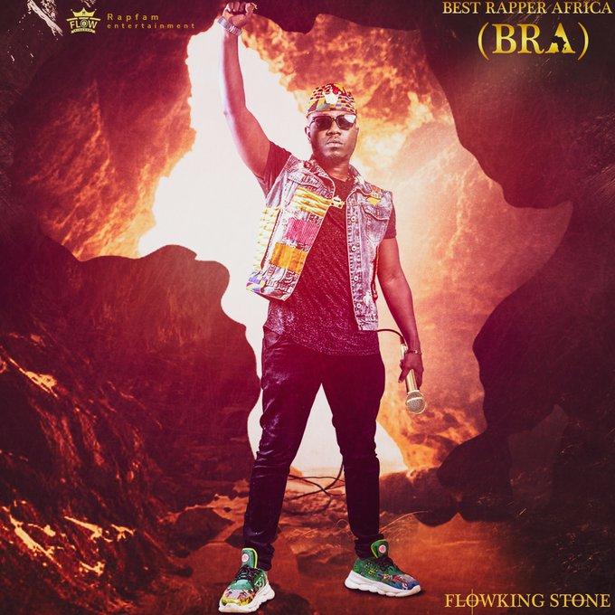 Flowking Stone - Best Rapper Africa (BRA) (Full Album)