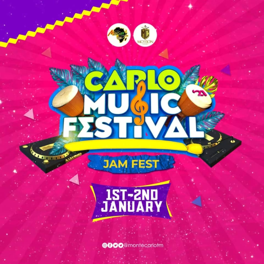 Monte Carlo Music Fest Slated For 1st January