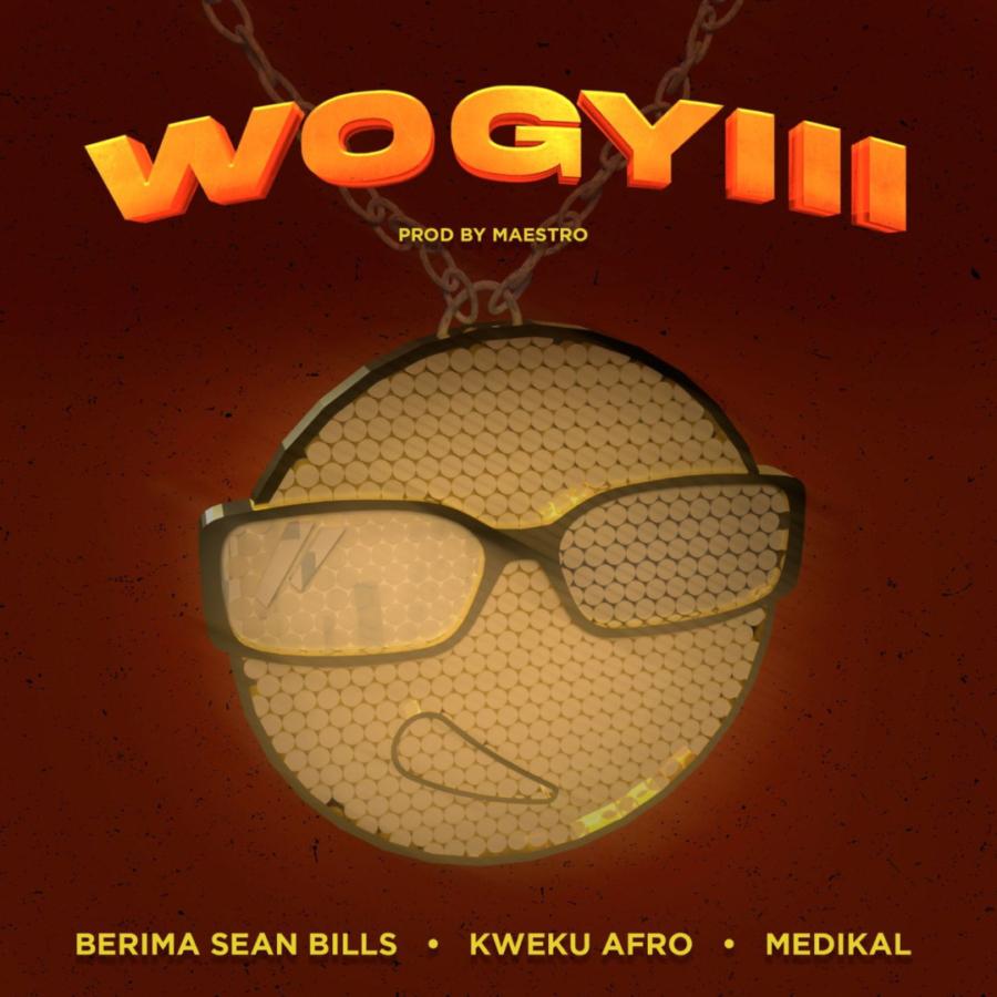 Berima Seanbills Enlists Kweku Afro and Medikal For New Street Anthem 'Wo Gyiii'