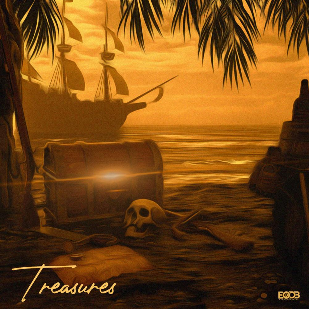 BankyOnDBeatz - Treasures (EP)