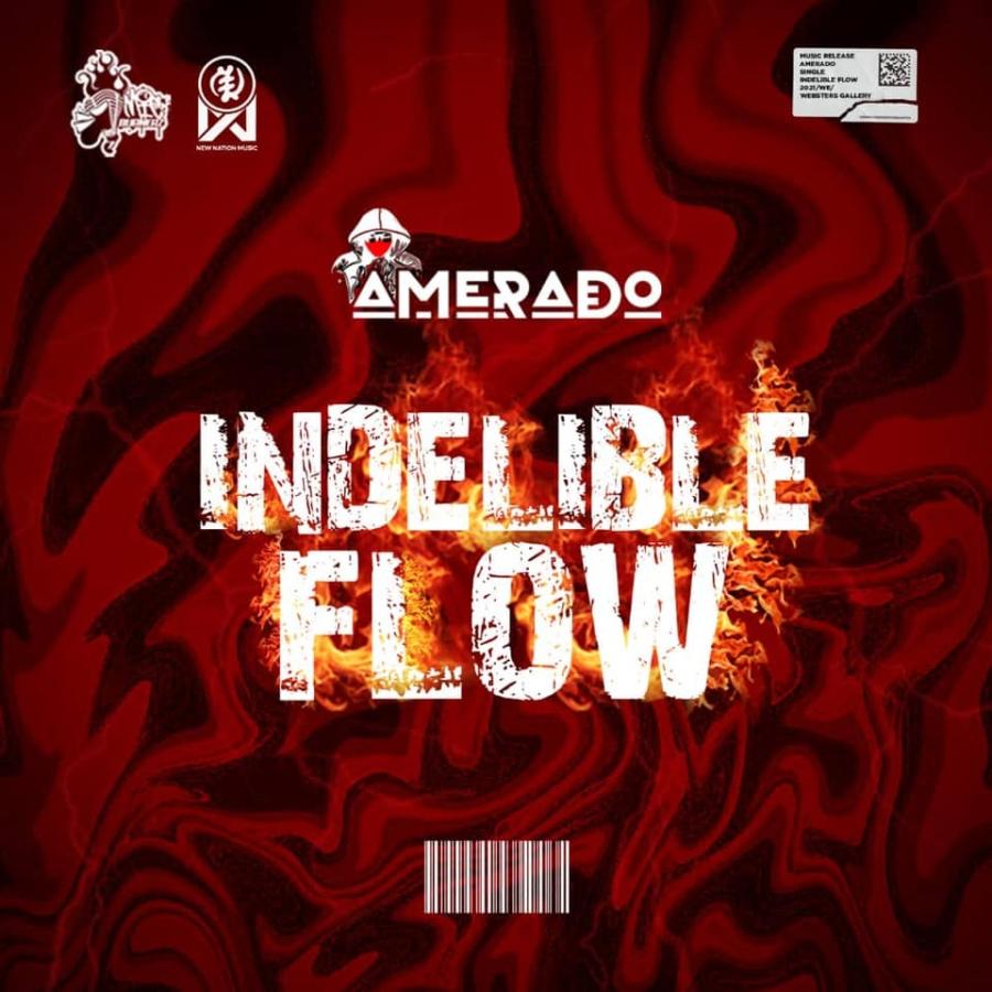 Amerado - Indelible Flow (Prod By itzJoe Beatz)