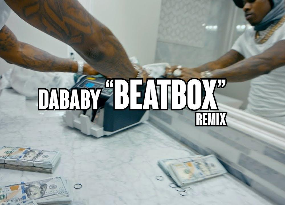 """DaBaby – Beatbox """"Freestyle"""" (Official Video)"""