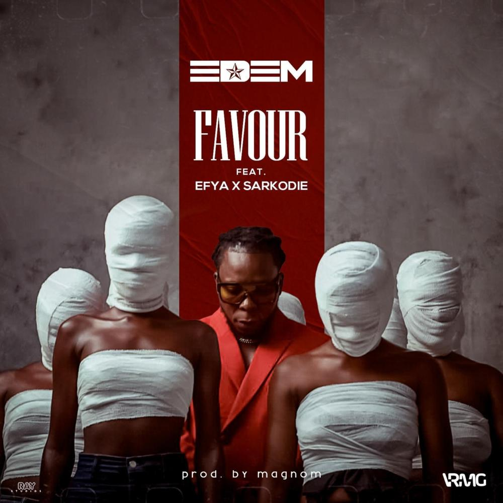 Edem — Favour ft. Sarkodie x Efya (Official Video)