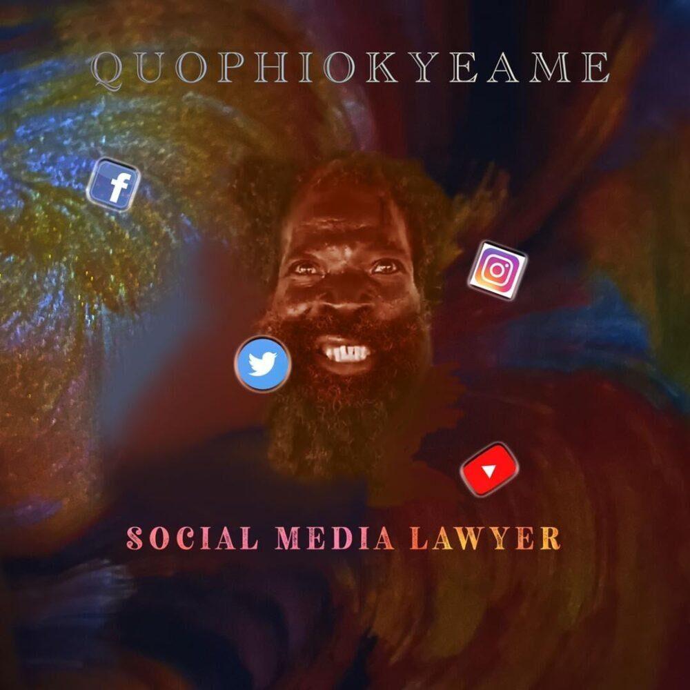Quophi Okyeame – Social media Lawyer