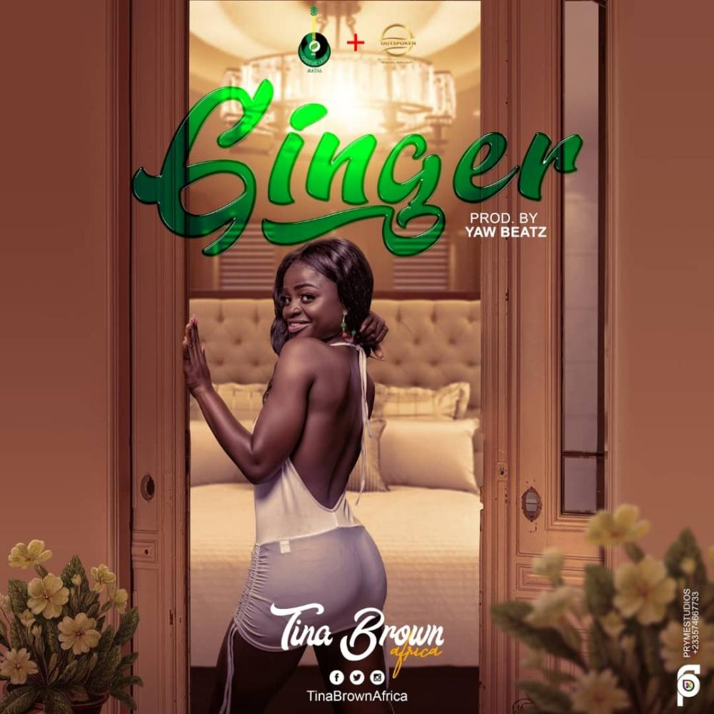 Tina Brown Africa - Ginger (Prod. By YawBeatz)
