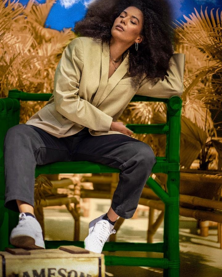 Singer, T'Neeya Featured In Jameson's ''More Than'' Campaign