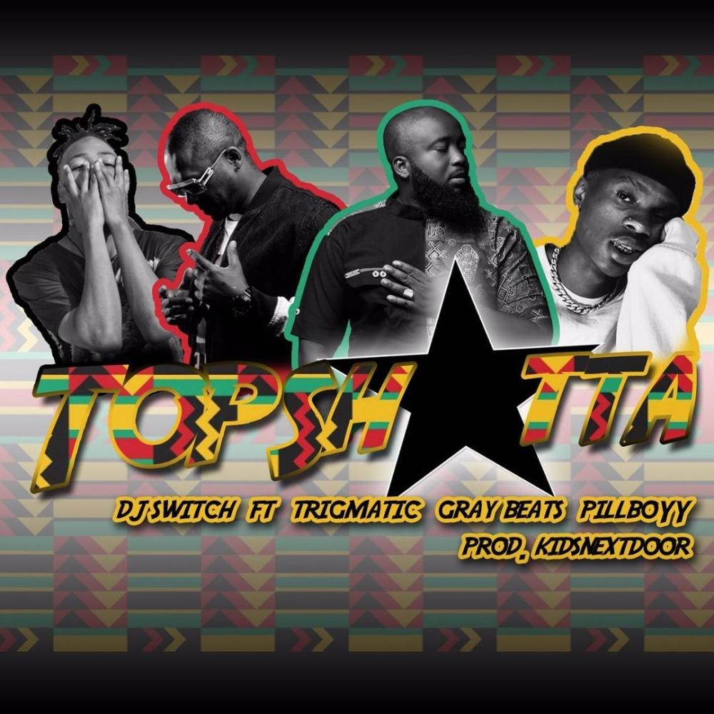 SA's DJ Switch Teams Up With Trigmatic For 'Top Shotta' Alongside Gray Beats & Pillboy