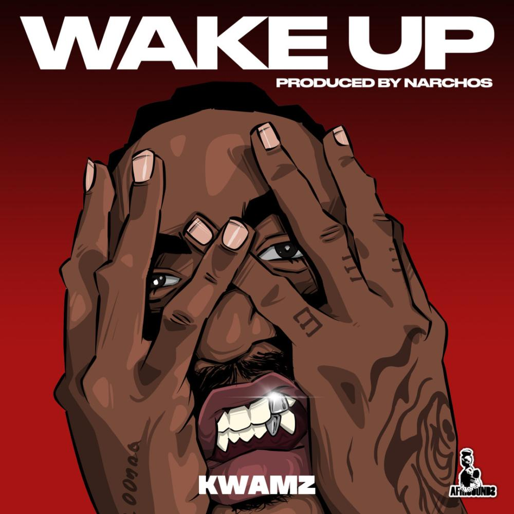 Kwamz Out With Another Wavy Record 'Wake Up'