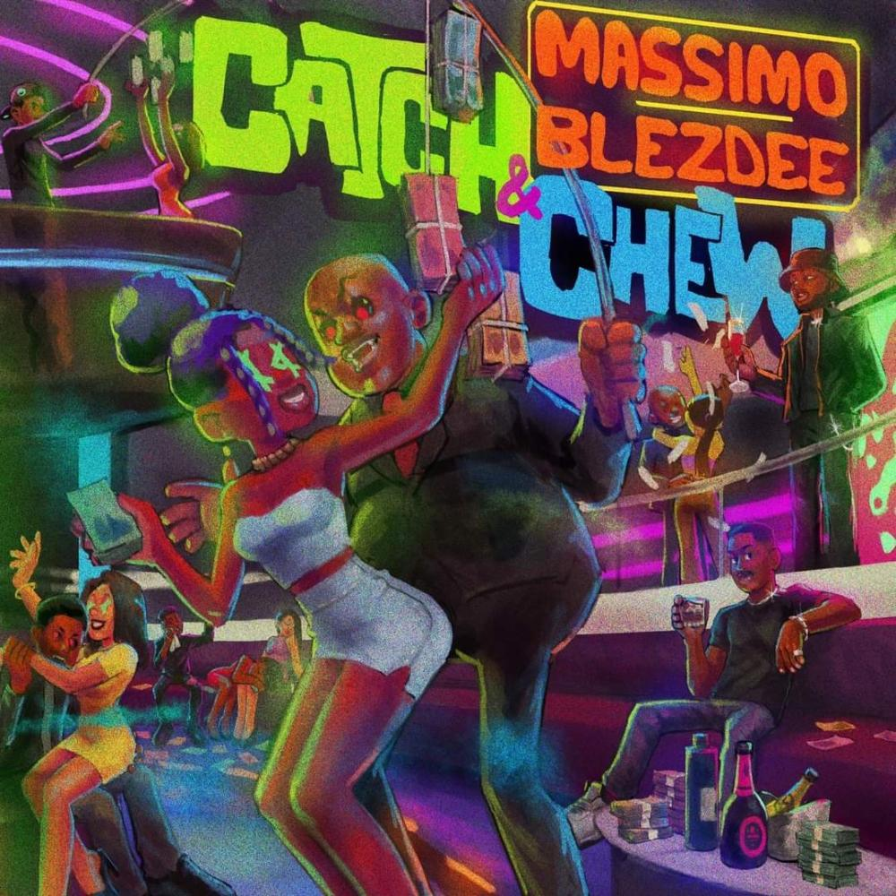 Massimo YoungBlood - Catch & Chew ft. Blezdee