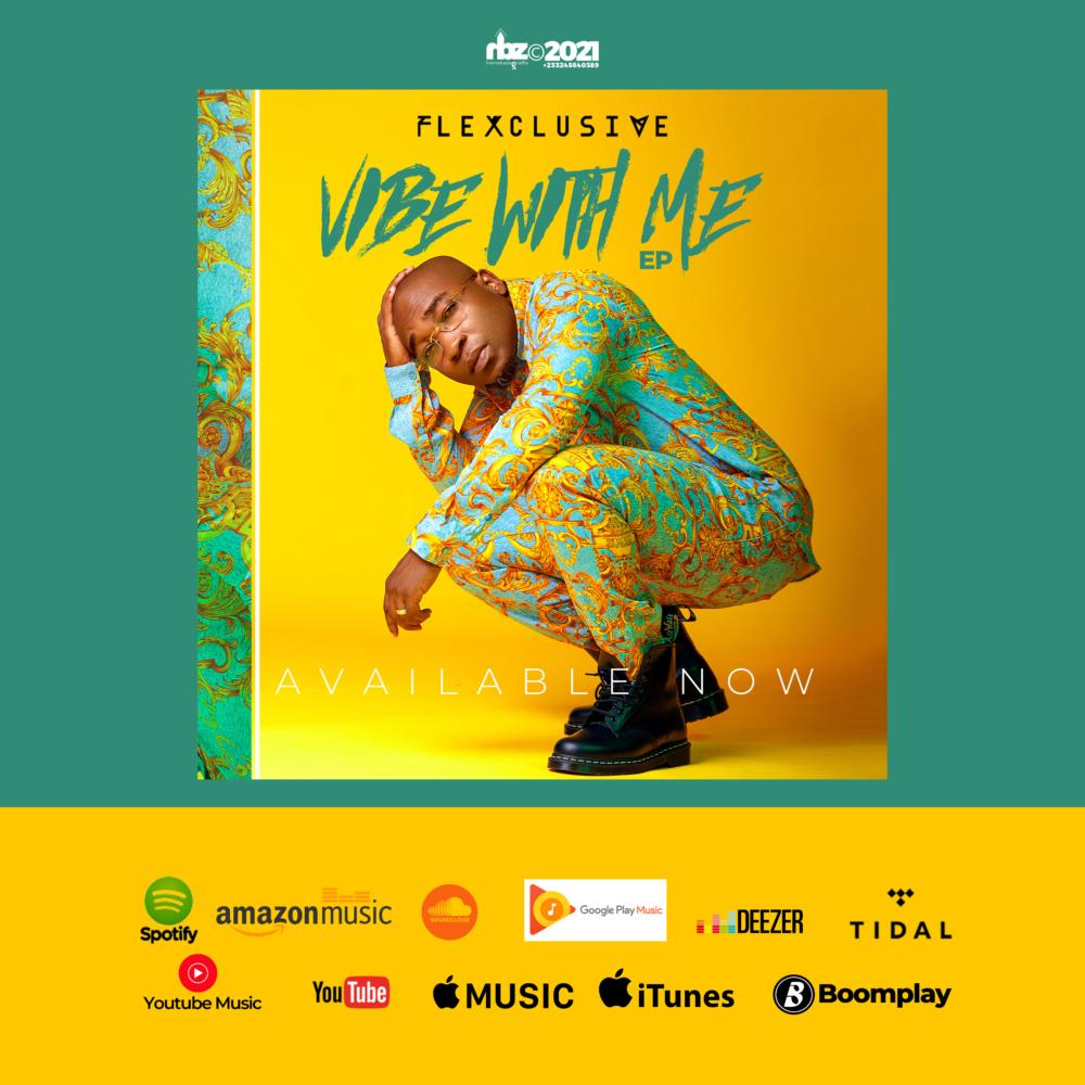 "Flexclusive releases another video single off his EP ""Vibe WIth Me"""