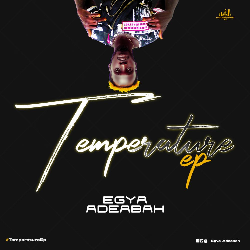 Up-Close with Egya Adeabah and his upcoming Ep